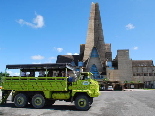 Super Truck Safari Tour from Punta Cana