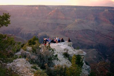 2-Day Grand Canyon Overnight Lodging Tour
