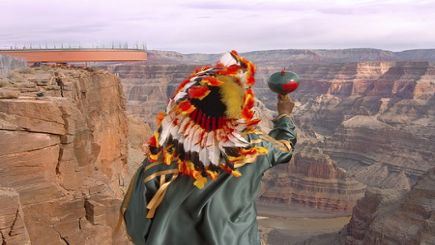 bus tours from edinburgh:5-Day Bus Tour Package to Grand Canyon West (Skywalk) + 2 Options
