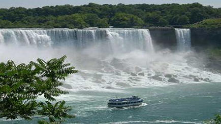 5-Day Grand U.S. East Coast Tour from Washington DC: Niagara Falls, New York City, and Boston