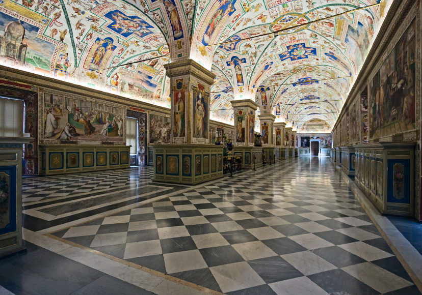 Vatican Museums, Sistine Chapel & Raphael's Rooms Tour