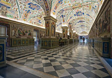 best 5 day vacations in the us:Vatican Museums, Sistine Chapel & Raphael's Rooms Tour