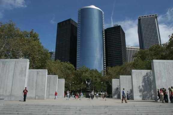 New York City Alexander Hamilton Financial District Walking Tour