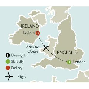 Dublin & London