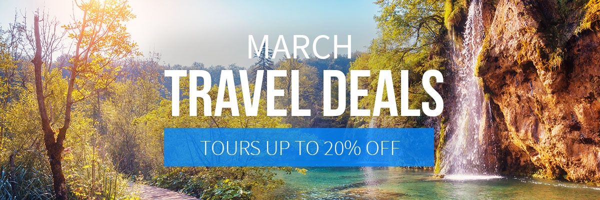 March Travel Guide