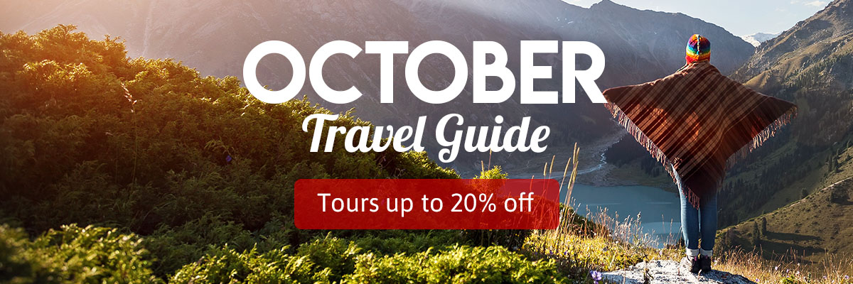 October Travel Guide