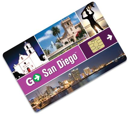GO San Diego Card (50+ Attractions for 1 LOW Price!!)