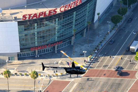 LA Live Los Angeles Helicopter Tour