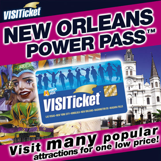 New Orleans Power Pass