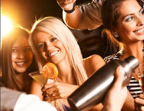 bus tours in toronto:Las Vegas Party Bus Express