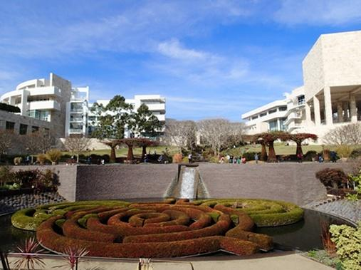 Amazing Scavenger Hunt Adventure - Los Angeles - Getty Center Museum