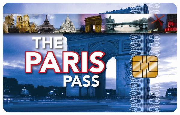 The Paris Pass - City Sightseeing Card