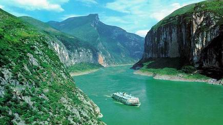 china wall tour:Cultural China & Tibet With Yangtze River Cruise