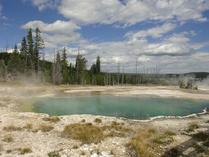 chicago bus tour:10-Day Yellowstone National Park, West Grand Canyon(Skywalk) and 17 Miles Bus Tour (Start in San Francisco/End in Los Angeles)