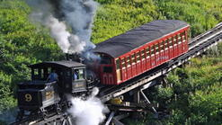 mount washington cog railway reviews:2-Day New Hampshire Lake Winnipesaukee, Mt. Washington, Cog Railway Tour from Boston