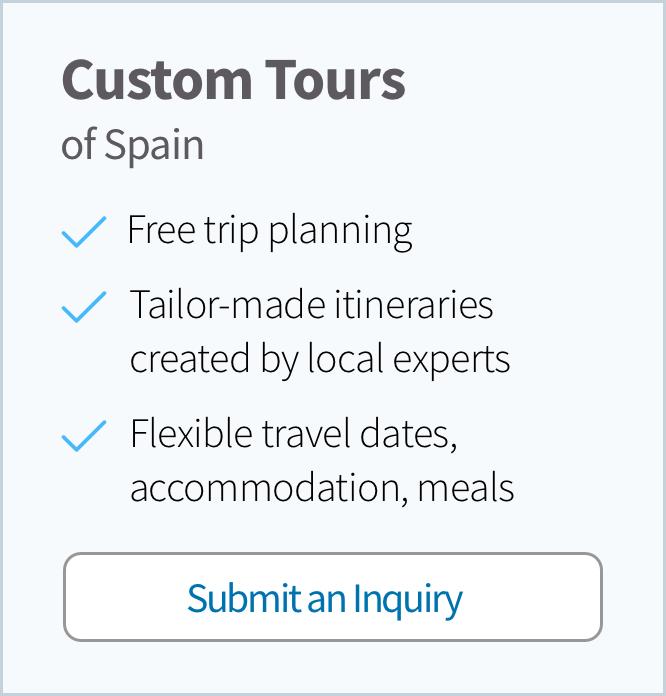 Custom Tour - Spain