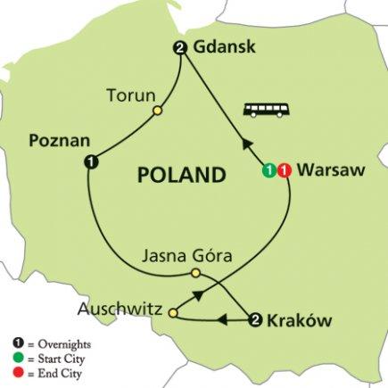 Portrait Of Poland