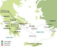 combine tours of turkey and greece:Greece & The Aegean In Outside Stateroom
