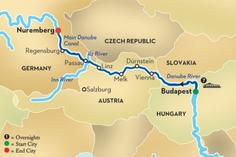 hawaii discovery tours:The Blue Danube Discovery - Cruise Only