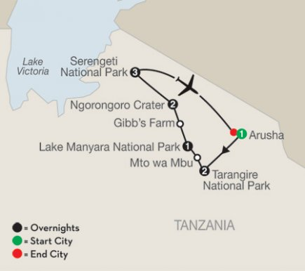 Tanzania The Serengeti & Beyond