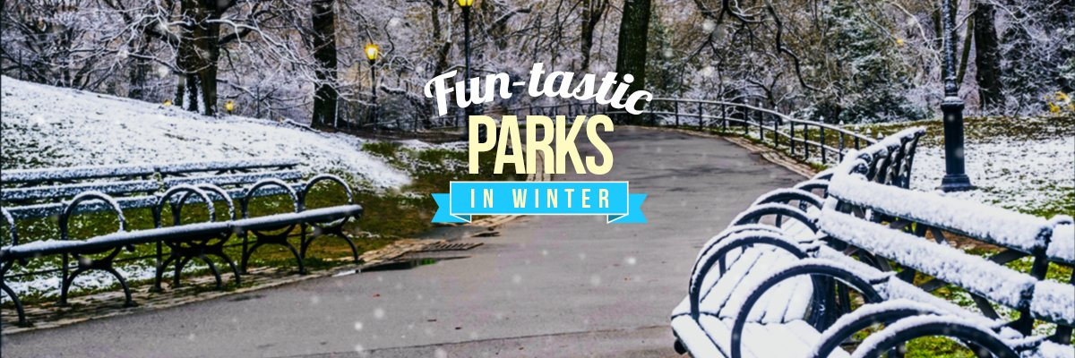 Fun-tastic Parks in Winter