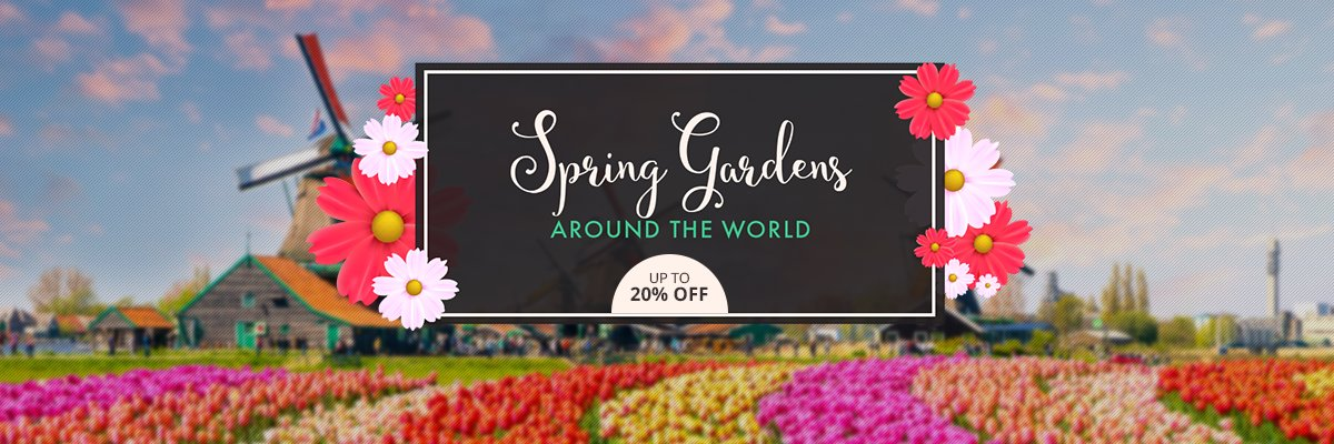 Spring Blooms Guide