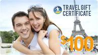 Tours4Fun Gift Certificate $100