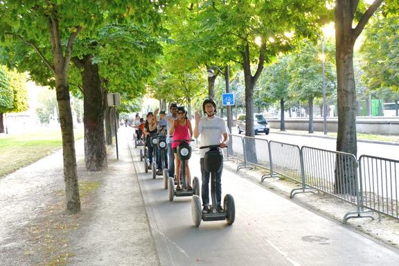 2-Hour Paris Segway Day Tour