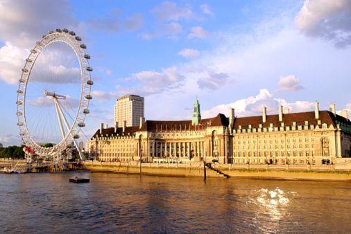 4-Hour River Thames Bike Tour