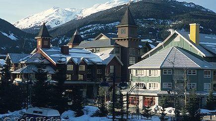 8-Day Vancouver, Victoria, Whistler & Canadian Rocky Mountain Winter Tour Package