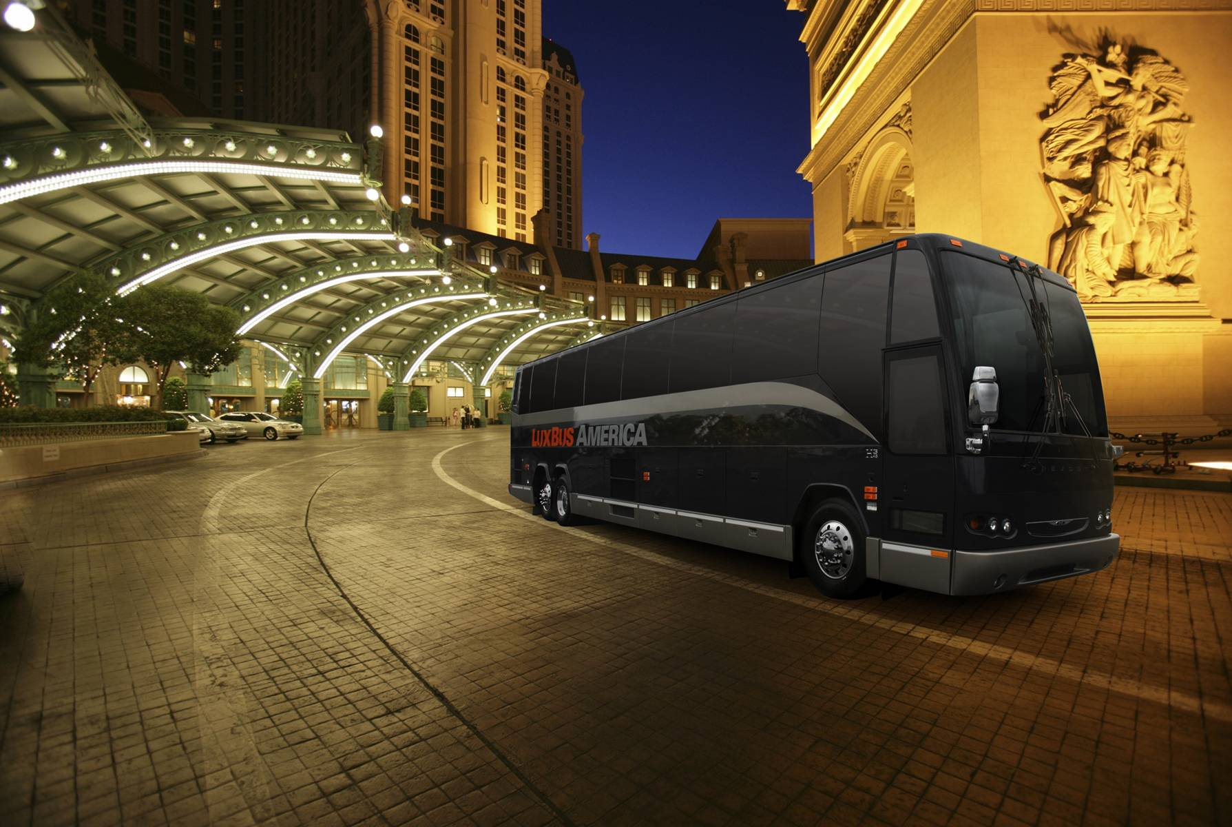 Las Vegas To Los Angeles Bus Travel Time