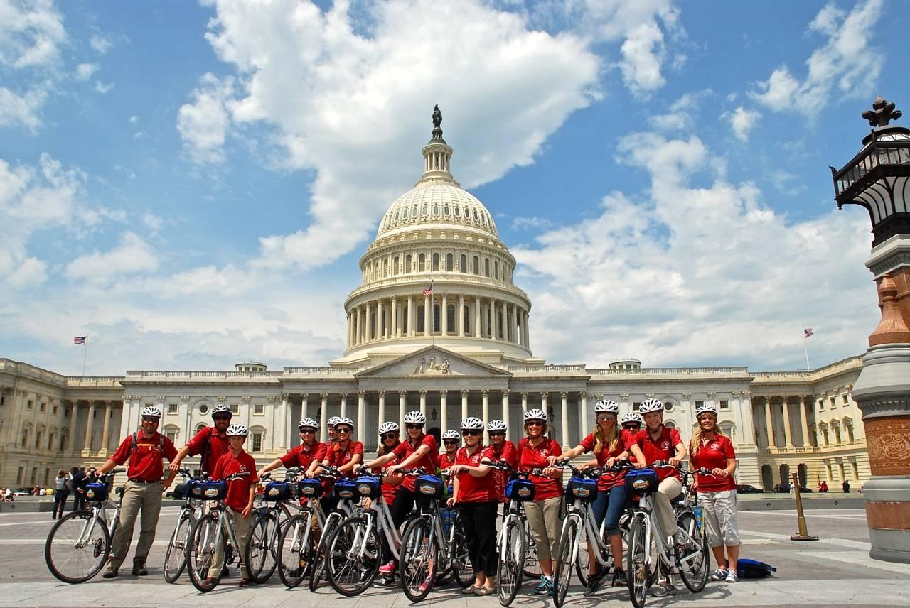 Capital Sites Bike Tour