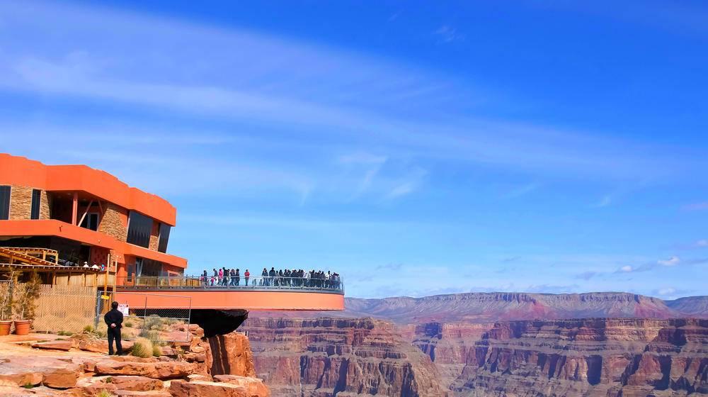 Grand Canyon Skywalk Tickets Tours4fun