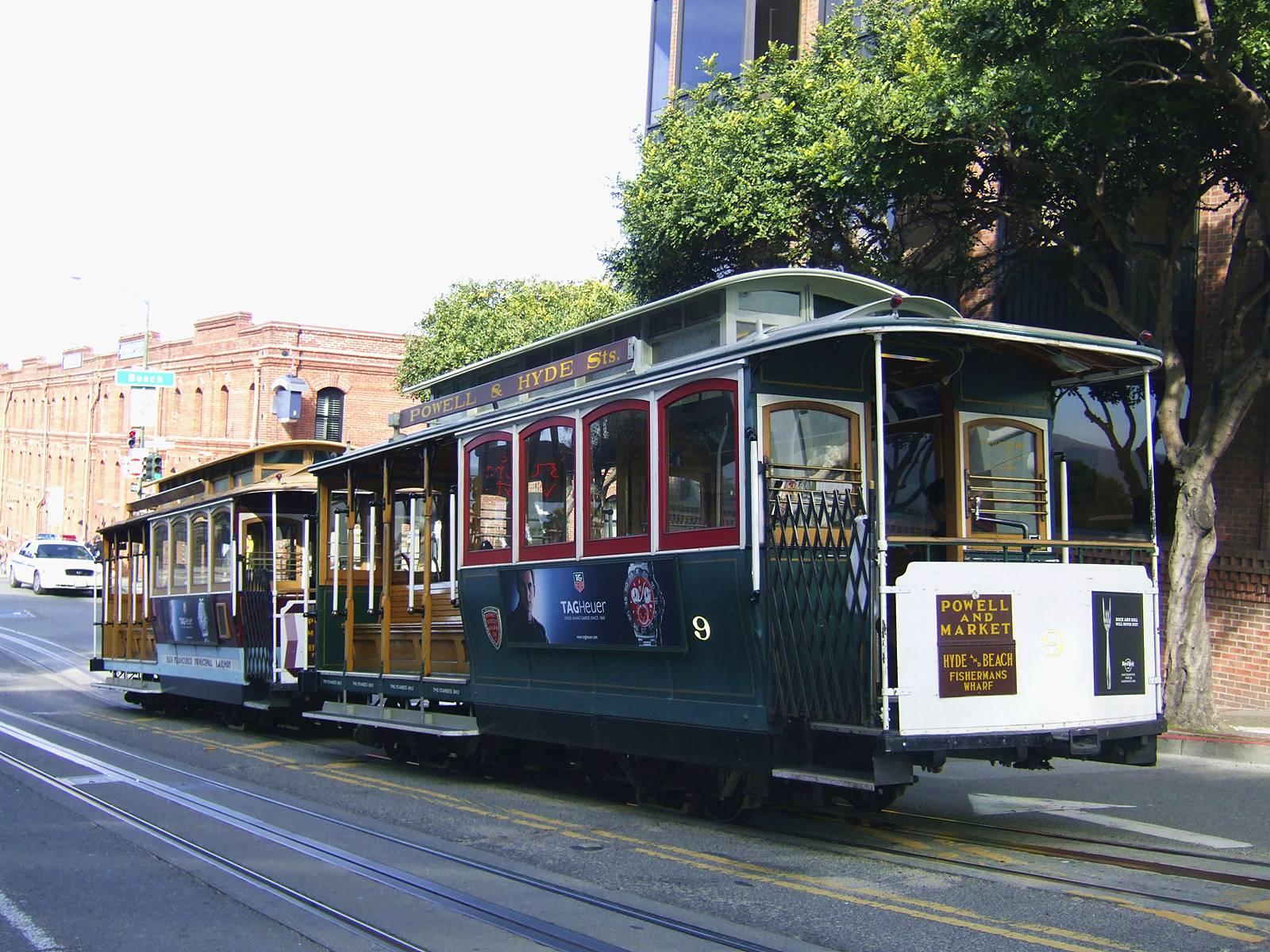 5-Day San Francisco Bus Tour (Starts in LA - Ends in SFO)