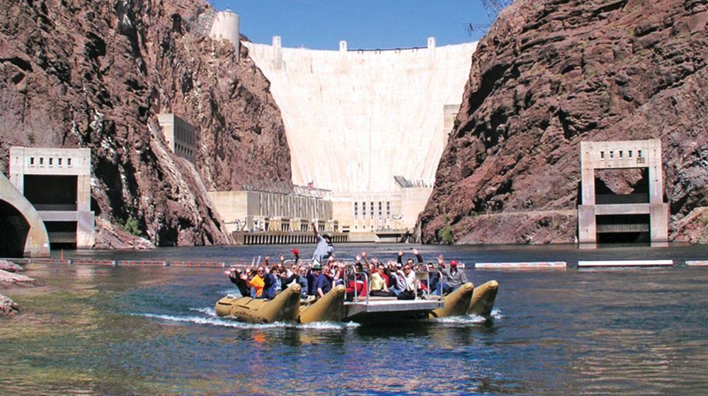 Hoover Dam Tours >> Top To Bottom Hoover Dam Tour W Colorado River Float Tours4fun