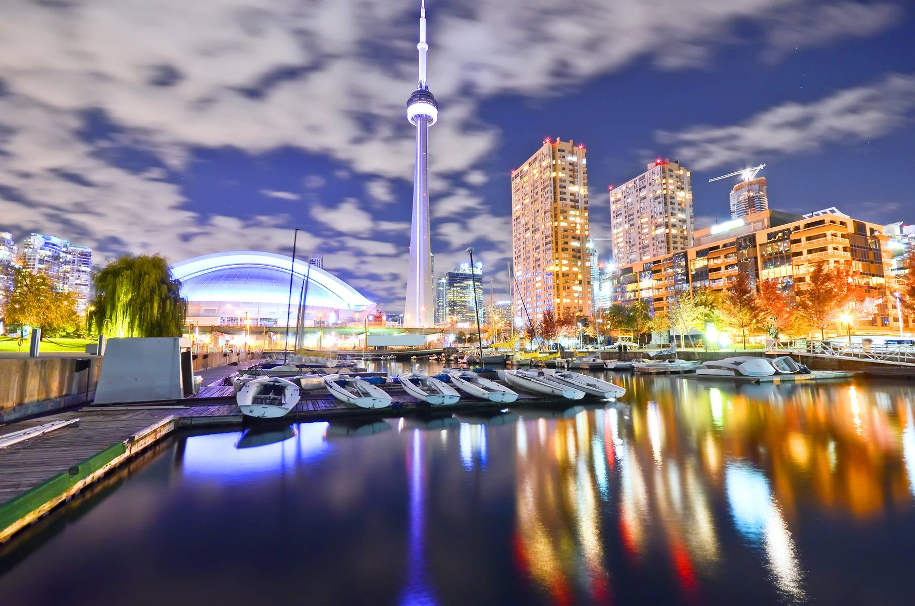 8-Day In-depth Eastern Canada Tour From Toronto