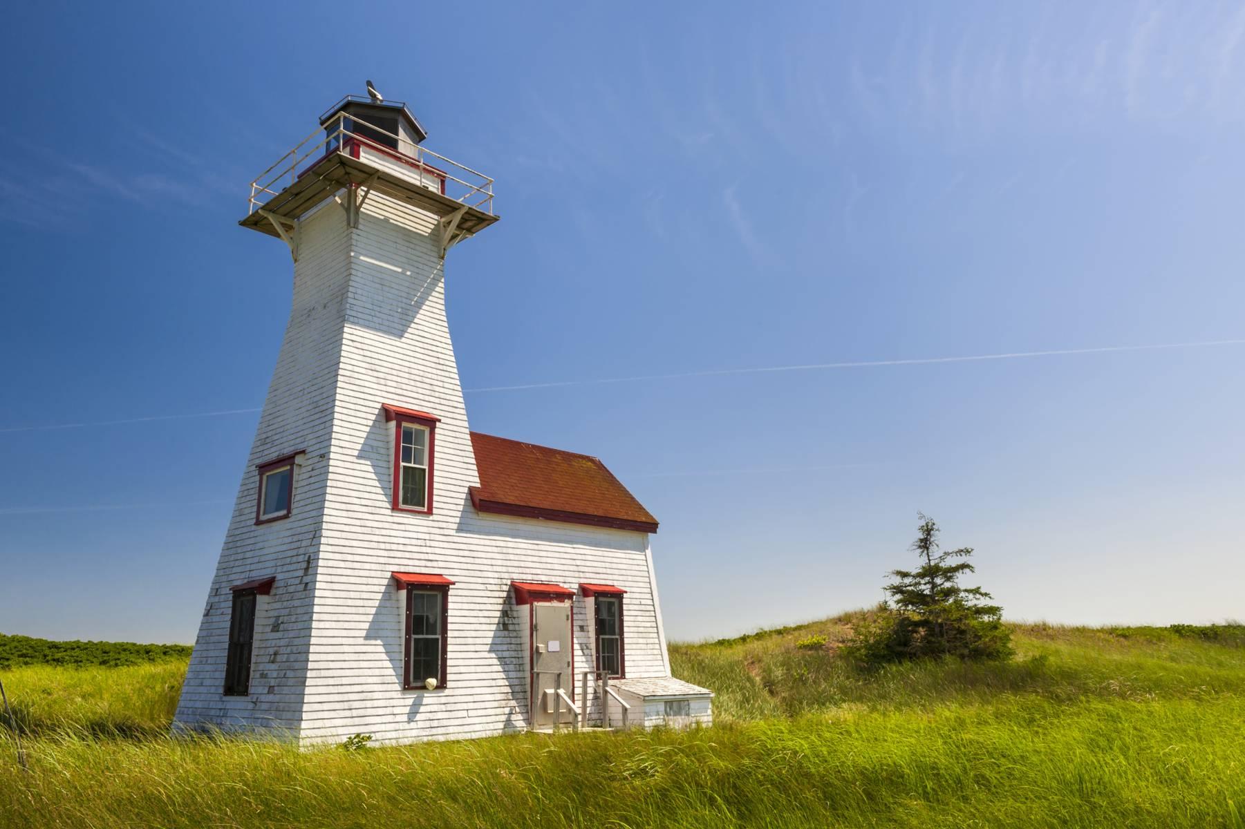 10-Day Nova Scotia and Prince Edward Island Tour Package