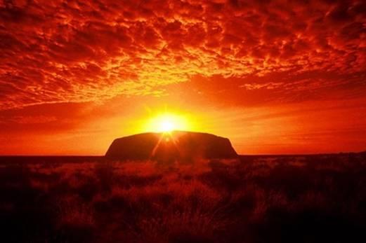 Uluru Sunrise & Kata Tjuta Tour