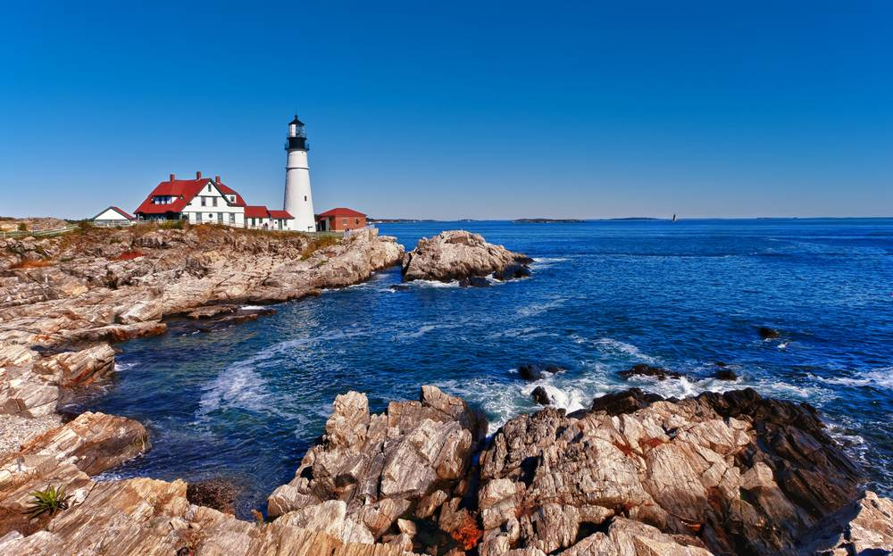 3-Day Acadia National Park, Maine Coast, & Head Light House Tour