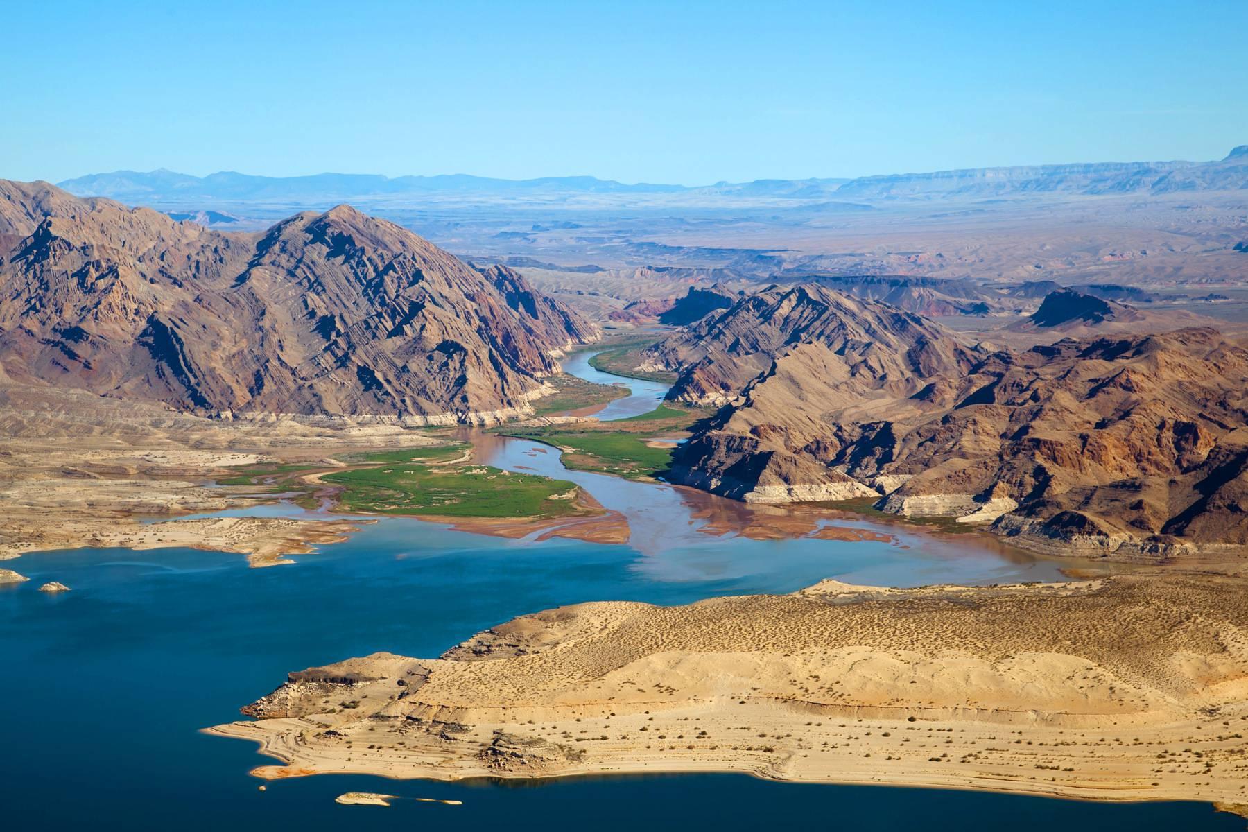Natural Wonders Of The United States Boulder City Amp Lake Mead Ziplining Tour Tours4fun