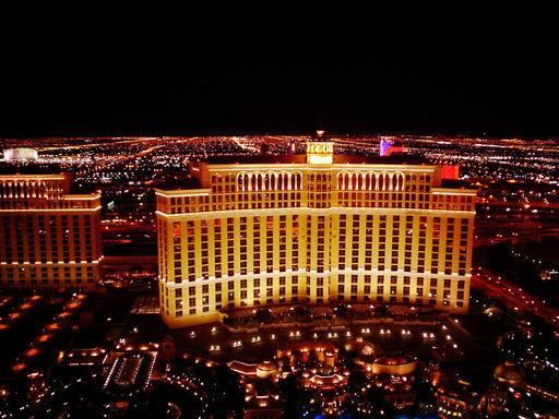 4 Días: Tour al Gran Cañòn, Las Vegas Desde Los Ángeles