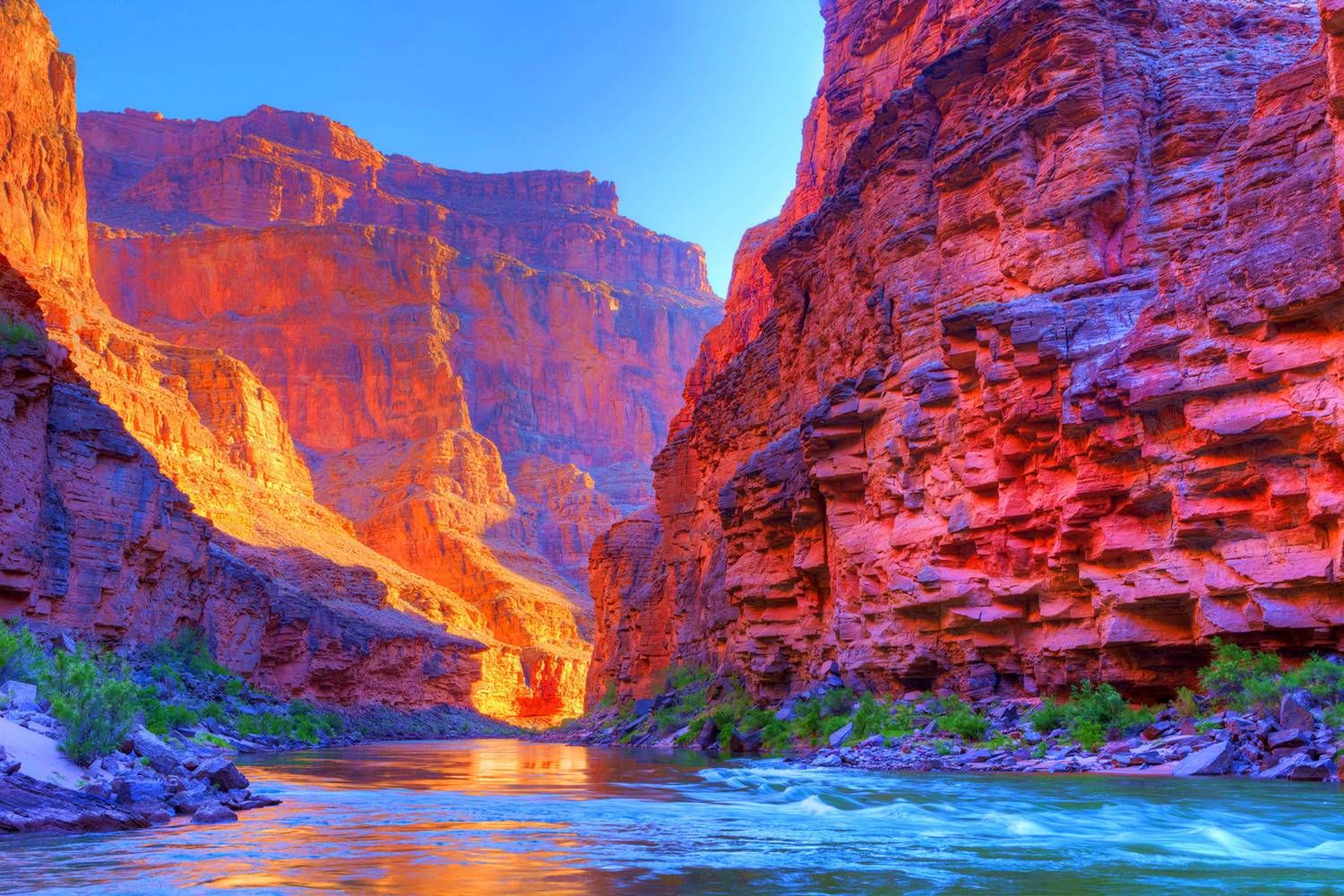 5-Day San Francisco, Los Angeles, Las Vegas, Grand Canyon Tour (With SFO Airport Transfer)