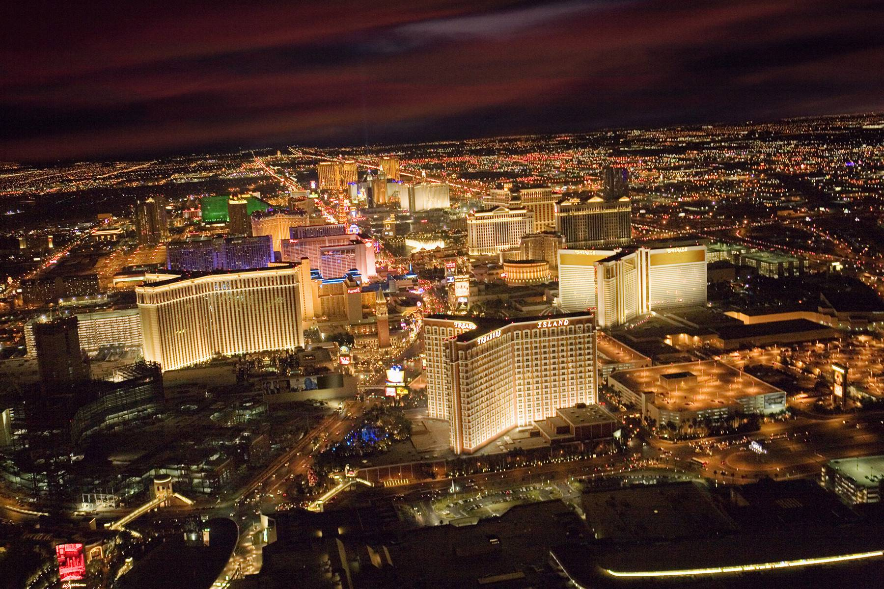 6-Day San Francisco, Yosemite, Grand Canyon and Las Vegas Tour