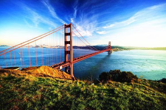 4 Días Recorriendo San Francisco: Universidad de Stanford, 17 Millas, Campamento de trenes Roaring o Yosemite