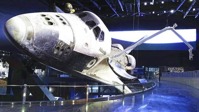 Centro Espacial Kennedy Y Safari en Bote de helice