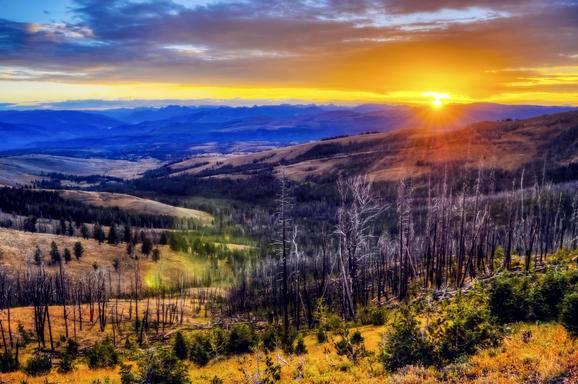 7 Dias: De Recorrido En Autobus del Parque Nacional Yellowstone, Utah del Sur, Gran Canon, y Las Vegas desde San Francisco