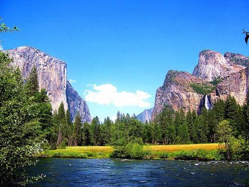 2 Dias: Tour en Autobus Turistico del Castillo Hearst - Yosemite