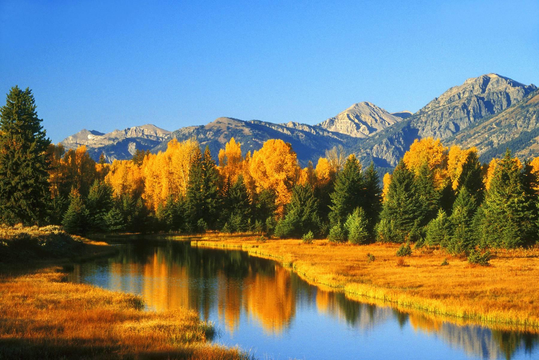 5-Day Yellowstone, Grand Teton and Salt Lake City Tour