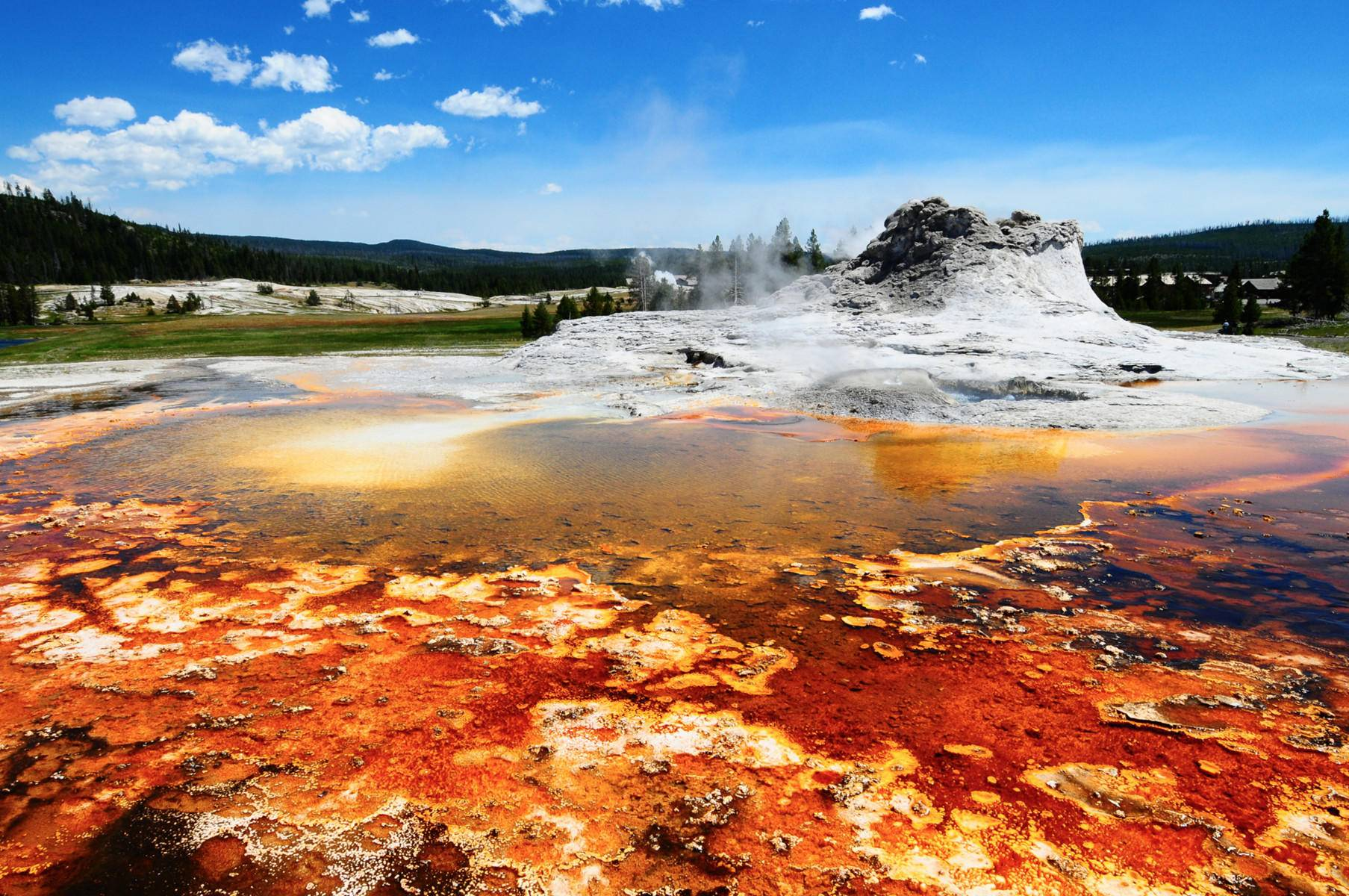 8-Day Salt Lake City, Yellowstone National Park, Mt ...