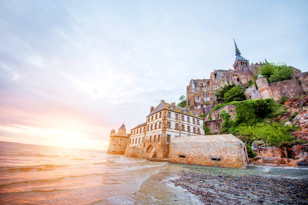 Independent Day Tour to Mont Saint-Michel from Paris